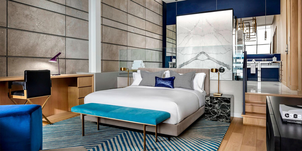 SUITE EXTREME WOW, W HOTEL MONTREAL