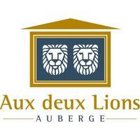 Auberge Aux deux Lions logo