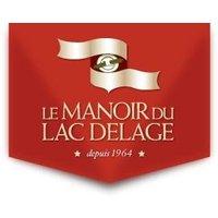 Manoir du Lac Delage logo