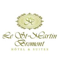 Le St-Martin Bromont, Hôtel et Suites logo