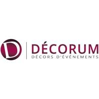 Décorum décors d'événements inc. logo