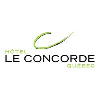 Hôtel Le Concorde Québec logo Hôtellerie Restauration Tourisme Événements hotellerie emploi