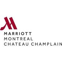 Marriott Château Champlain logo Hôtellerie hotellerie emploi