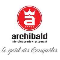 Archibald microbrasserie - Aéroport de Montréal logo