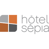 Hôtel Sépia logo Hospitality Tourism hotellerie emploi