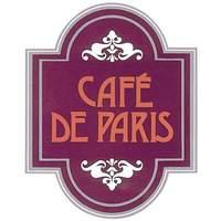 Café de Paris logo Restauration hotellerie emploi