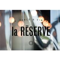 La Réserve Table & Vin logo