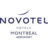 Hotel Novotel Montréal Aéroport logo