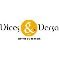 Vices & Versa bistro du terroir logo Restauration hotellerie emploi