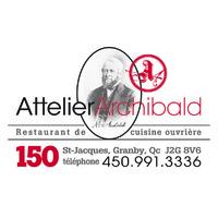 Restaurant Attelier Archibald logo