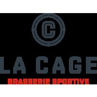 La Cage Brasserie Sportive - Fan club aréna Boisbriand logo Restauration hotellerie emploi