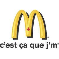 McDonald's Brossard logo Food services hotellerie emploi