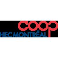 Coop HEC Montréal logo Restauration Événements hotellerie emploi