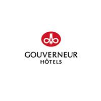 Les Hôtels Gouverneur - siège social logo