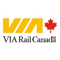 VIA Rail Canada Inc. logo Tourism hotellerie emploi