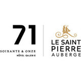 Le Saint-Pierre, auberge distinctive logo