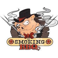 Le Smoking BBQ logo Restauration Événements Food Truck hotellerie emploi