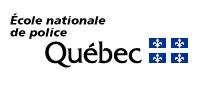 École nationale de police du Québec logo