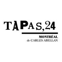 Tapas 24 Montréal logo
