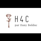 H4C par Dany Bolduc logo Food services hotellerie emploi
