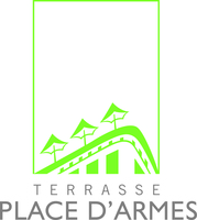 Terrasse Place d'Armes logo Hospitality Food services Tourism Events Health Foods Other Food Truck hotellerie emploi
