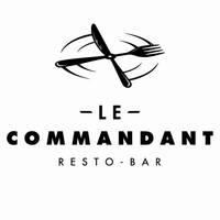 Restaurant Le Commandant logo Restauration hotellerie emploi