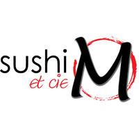 Sushi M et Cie  logo