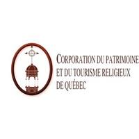 Corporation du patrimoine et du tourisme religieux du Québec logo