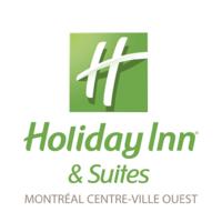 Hôtel Holiday Inn & Suites Montréal Centre-Ville Ouest logo Hospitality hotellerie emploi