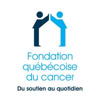 Fondation québécoise du cancer logo