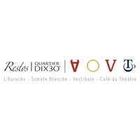 RESTOS DIX30 logo