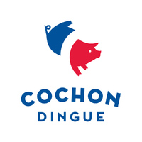 Cochon Dingue Lévis logo Restauration hotellerie emploi