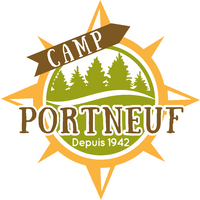 Camp Portneuf logo