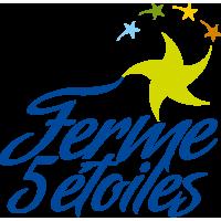 Centre de vacances, Ferme 5 étoiles logo