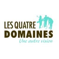 CLUB DE GOLF LES QUATRE DOMAINES logo