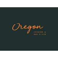 Oregon, cuisine et bar à vin logo