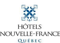 Les Hôtels Nouvelle-France logo