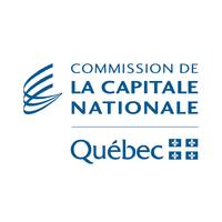 Commission de la capitale nationale du Québec logo