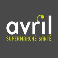Avril Supermarché Santé logo