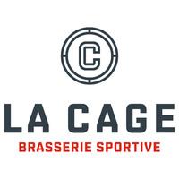 La Cage Brasserie sportive Chicoutimi logo