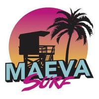 Maeva Surf logo