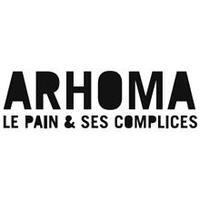 Arhoma logo Alimentation Administration hotellerie emploi