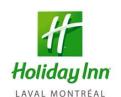Holiday Inn Laval Montréal logo Hôtellerie hotellerie emploi