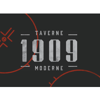 1909 Taverne Moderne - MTL logo Hospitality Food services Tourism hotellerie emploi