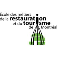 Ecole des metiers de la restauration et du tourisme de Montreal logo