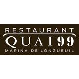 Restaurant Quai 99  logo Restauration Événements Food Truck hotellerie emploi