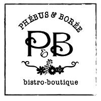 Phébus & Borée bistro-boutique logo Restauration hotellerie emploi