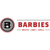 Barbies Resto Bar & Grill logo