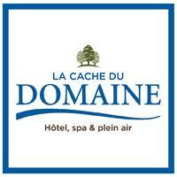 <mark>La cache du Domaine</mark> logo Hôtellerie hotellerie emploi