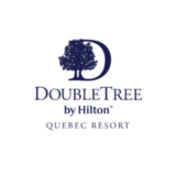 DoubleTree by Hilton Quebec Resort logo Hospitality Food services Tourism Events hotellerie emploi